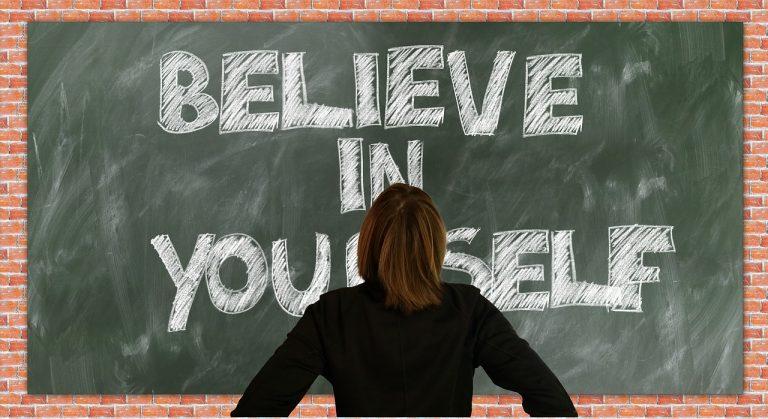 Five tactics to boost your self-esteem