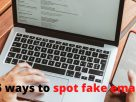 5 ways to spot fake emails