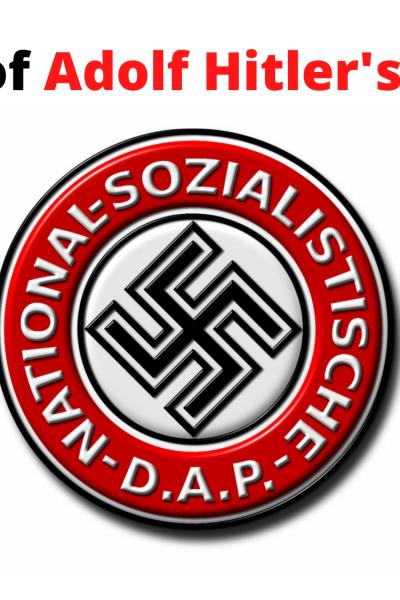 Dark Side of Adolf Hitler's Nazi Party