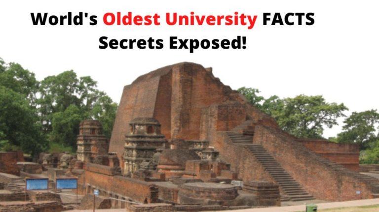 World's Oldest University FACTS Secrets Exposed!